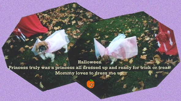 Halloween Princess